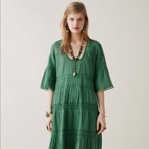 Limited Edition Zara Studio Embroidered Dress